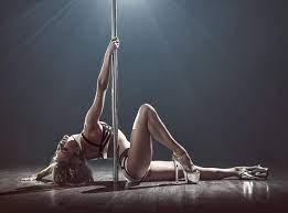A look at pole dancing